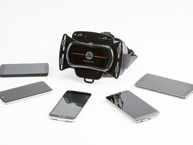 VR за телефон